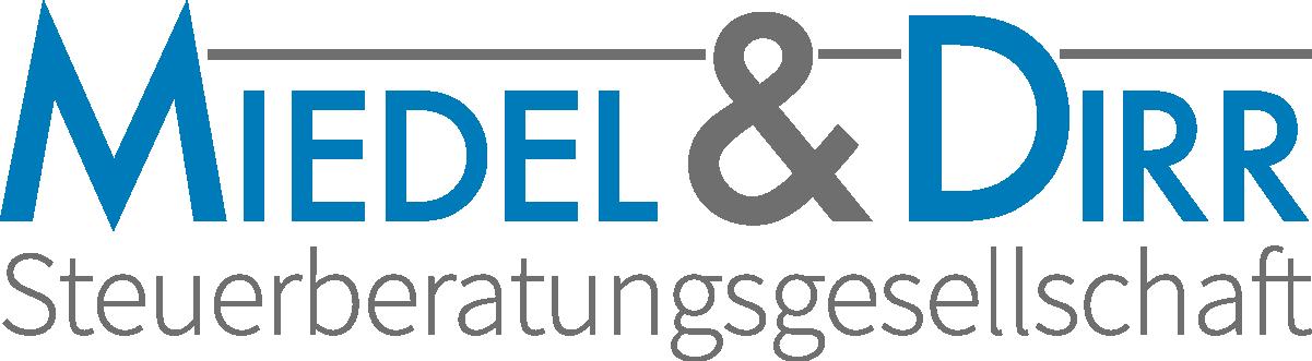 Logo Miedel & Dirr Steuerberatungsgesellschaft